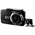 HP-กล้องติดรถยนต์Full HD 1080p-F870g