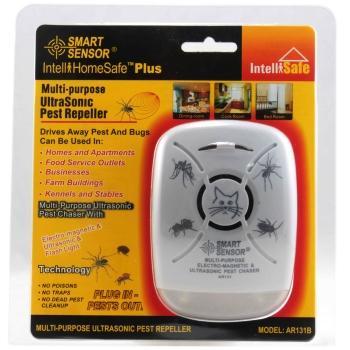 SmartSensor-เครื่องไล่ยุงและแมลง-อัลตร้าโซนิคส์-อิเล็คโทรเมคเนติค