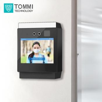 U-Call Tommi เครื่องจดจำใบหน้า
