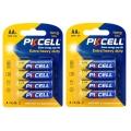 PKCELL-ถ่านไฟฉาย-รุ่น-AA4-R6P1.5v