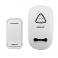 กริ่งไร้สาย-Forecum11-Wireless-SmartHome Doorbell-withSingle-Receiver(White)