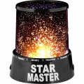 Sky-Star-Master-Night-Light-Projector Lamp(Black)โคมไฟดาวหลากสี