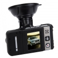 กล้องติดรถยนต์-Mini F500-1.5inch-LCDCar-DVR Support-NightVisionHDMI-Lens(Black)