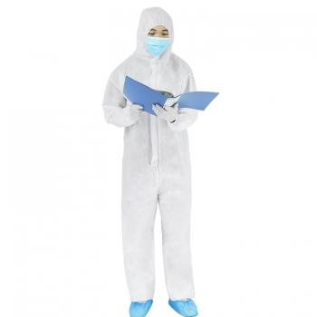 เสื้อป้องกันไวรัสโควิด-เชื้อโรค-ของเหลว-แต่อากาศผ่านได้-เบาสบาย