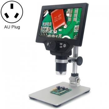 G1200-หน้าจอLCD-กล้องจุลทรรศน์-ตั้งโต๊ะ-แบบดิจิตอลอิเล็กทรอนิกส์-แบบพกพา