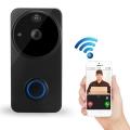 WF04-HD-720P-กล้องรักษาความปลอดภัย-สมาร์ท- WiFi-อินเตอร์คอม-วิดีโอ-ตรวจจับการเคลื่อนไหว