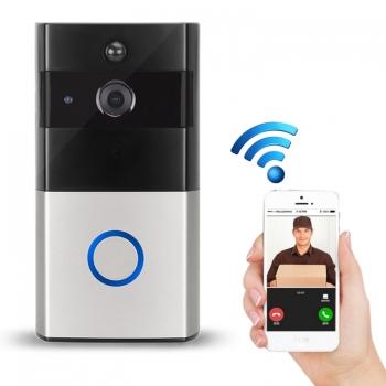WF06-HD-720P-กล้องรักษาความปลอดภัย-WiFi-วิดีโออินเตอร์คอม-รองรับอินฟราเรด