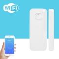 ระบบรักษาความปลอดภัย-WiFi ไร้สาย- การตรวจจับสัญญาณเตือน-ประตูและหน้าต่าง-เซนเซอร์