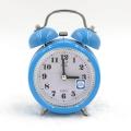 นาฬิกาปลุก-โลหะ-ปิดเสียงพร้อมไฟกลางคืน-ขนาด 12*8.5ซม.
