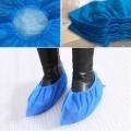 ผ้าหุ้มรองเท้าใช้ในห้องสะอาดกันฝุ่น-แพ็ค-100-ชิ้น
