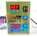 SUKKO-LED-เครื่องเชื่อมจุดขั้วแบตเตอรี่+เครื่องเชื่อมไมโครคอมพิวเตอร์ไมโครสปอตพร้อมไฟLED+ตัวยึดแบตเตอรี่,EU-220V-ปลั๊ก