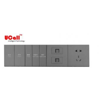 UCall-สวิตช์ไฟควบคุมแบบใช้สายอัจฉริยะ
