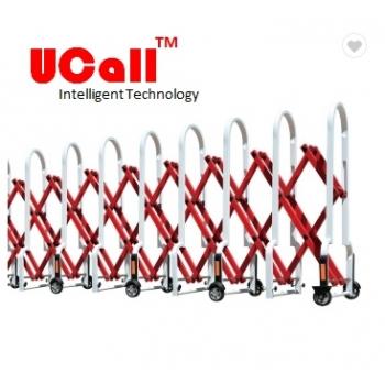 Ucall-ประตูกั้นเลื่อนบานเลื่อนพับได้แบบพับเก็บ