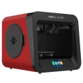 JGAURORA-A4เครื่องพิมพ์3Dแผ่นโลหะที่มีความแม่นยำสูง(สีแดง)