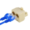 พอร์ตRJ45สองพอร์ตอะแดปเตอร์เครือข่ายLAN
