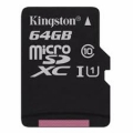 Kingston-Micro-SD-Class-10-U1-64GB