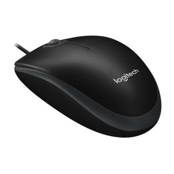 Logitech-Optical-USB-Mouse-B100