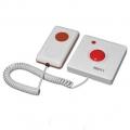 Ucall-ปุ่มกดฉุกเฉินในห้องน้ำสำหรับผู้สูงอายุ-สีขาว