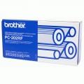 BROTHER-หมึกพิมพ์-สำหรับเครื่องแฟกซ์-PC-202RF-450-แผ่น
