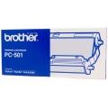 Brother-หมึกพิมพ์เครื่องแฟกซ์--PC501-150-แผ่น-สีดำ