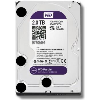 ฮาร์ดดิสก์-WD-Purple-2TB-WD20PURX-CCTV