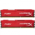 16GB-RAM-1866MHz-DDR3-CL10-DIMM-Desktop-Kingston-HyperX-FURY-Red-(HX318C10FRK2/16)