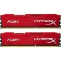 16GB-1600MHz-DDR3-CL10-DIMM-Kingston-HyperX-FURY-Memory- Red-(HX316C10FRK2/16)