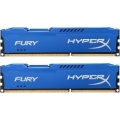 8GB-RAM-PC-แรมพีซี-DDR3-1600-KINGSTON-HYPER-X-(HX316C10FK2/8G)-4X2- FURY-BLUE