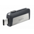 SANDISK-แฟลชไดร์ฟ-ULTRA-DUAL-DRIVE-USB-TYPE-C-32GB