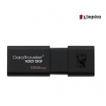 KINGSTON-แฟลชไดรฟ์-USB-FLASH-DRIVE-DT100G3-128GBFR