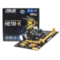 MAINBOARD (เมนบอร์ด) ASUS Socket 1150 H81M-K(BOX)