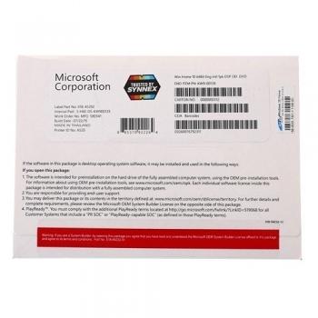 SOFTWARE-ไมโครซอฟท์-วินโดวส์10-MS-WINDOWS-10-HOME-64BIT-ENG-(KW9-00139)-DVD
