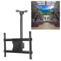 ที่แขวนทีวี-จอLED-เพดาน-ติดผนัง-ขนาด32-65นิ้ว-ปรับความสูงได้