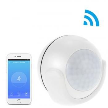 ระบบรักษาความปลอดภัย-สมาร์ทโฮม-WiFi-PIR-Motion-Sensor-APP