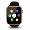 Ucall A8 นาฬิกาโทรศัพท์บลูทูธ Smart Phone Watch Bluetooth 1.3 MP Camera Pedometer Sleep Monitor
