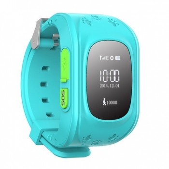 Ucall K5 Kid Smart Phone Watch GPS Tracker SOS
