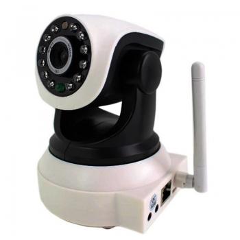 UCall-กล้องวงจรปิด-IP-ไร้สายดูผ่านอินเตอร์เน็ต-มือถือ-ความละเอียด-HD-1-ล้านพิกเซล