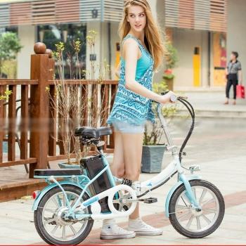 ZIPPY-จักรยานไฟฟ้า-พับได้-รุ่นใหม่
