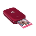 HP-เครื่องพิมพ์รูปภาพแบบพกพา-SPROCKET-PHOTO-PRINTER-RED