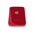 HP-เครื่องพิมพ์รูปภาพ-PHOTO PRINTER-SPROCKET PLUS PRINTER RED