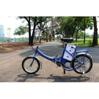 ZIPPY-จักรยานไฟฟ้า-พับได้