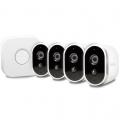 Moobox-กล้อง-WIFI-720p-ไร้สาย-กันน้ำ-แบตนาน-4-เดือน-ไม่ต้องเสียบปลั๊ก-ชุดกล้อง-4-ตัว