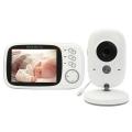 UCall-Baby-Monitor-กล้องเฝ้าดูเด็กนอน-ไร้สาย-ดูแลเลี้ยงลูกขณะนอนหลับ-VOX-ควบคุมอุณหภูมิ-Night-Vision-แบต-20-ชม.
