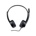 RAPOO-หูฟัง-H120-STEREO-HEADSET-USB
