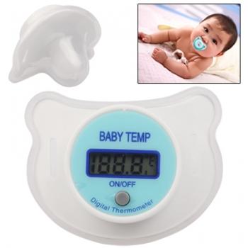 จุกนมวัดไข้สำหรับเด็ก-จุกนมวัดไข้
