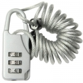 Ucall-ชุดกุญแจรหัสตั้งต้น3ตัวพร้อมด้วยลวดสลิง