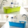 กล่องเก็บเครื่องล้างจาน-ระบายน้ำได้