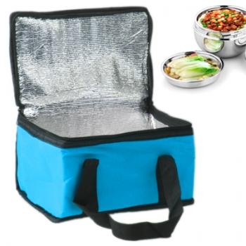 กระเป๋าใส่อาหาร-เก็บความร้อน-พกพาได้