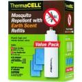 ThermaCELL-น้ำยาและแผ่นไล่ยุง-ใช้กับ-เทอร์ม่าเซล-4-ชุดใหญ่