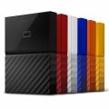 WD-NEW MY PASSPORT VIBRANT 2017 2TB BLACK (7MM) - NEW USB 3